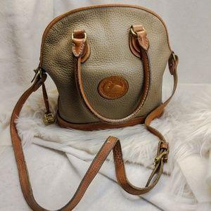 Authentic vintage Dooney & Bourke purse handbag
